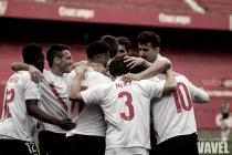 Sevilla Atlético- Córdoba CF: puntuaciones del Sevilla Atlético, jornada 31 de Segunda División