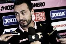 """Palermo, De Zerbi: """"Con lo Spezia come se fosse campionato"""""""