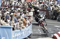 Rohan Dennis vuela en tierras holandesas