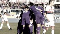 La Fiorentina deja escapar la victoria en casa