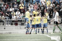 Fotos e imágenes del UD Las Palmas Atlético 1-0 Racing de Santander B, Play Off ascenso a 2ºB