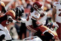 Los Chiefs se quedan a las puertas de la victoria frente a los Broncos