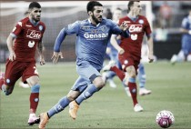 Risultato Napoli-Empoli (5-1): azzurri dilaganti, pokerissimo rifilato ai toscani