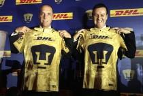 Se presentó a DHL como nuevo patrocinador de los Pumas