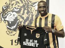 Mohamed Diamé llega a Hull