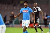 """Napoli, l'entusiasmo di Diawara: """"Mi farò trovare sempre pronto. Il San Paolo che emozioni"""""""