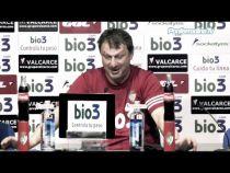 """Manolo Díaz: """"Tener presión y exigencia dentro de los límites es bueno"""""""
