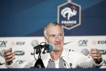 """Didier Deschamps: """"Tengo una idea para elprincipio del partido y otradurante"""""""