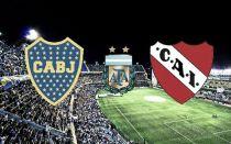 Boca Juniors - Independiente: Suplentes vs Titulares
