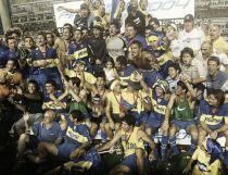 A 10 años de la Sudamericana
