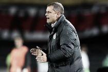 Aguirre aponta erros contra Santa Fe, mas ressalta que Internacional tem chances de avançar