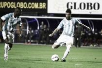 """Autor do gol sobre Londrina, Diego Jardel celebra: """"Vinha me aproximando e hoje fui feliz"""""""