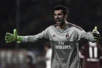 AC Milan goalkeeper Diego Lopez out indefinitely with patellar tendinitis