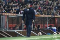 """Diego Martínez: """"Hay que levantarse, aprender y seguir"""""""