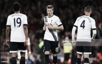 Kane, Dembele, Dier, Rose and Sissoko all ruled out of CSKA Moscow clash