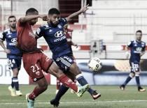 Dura caída del Lyon frente al recién ascendido Dijon