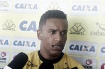 """Com Série B pela frente, lateral Diogo Mateus ainda visa Estadual: """"Foco ainda é o Catarinense"""""""