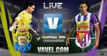 UD Las Palmas - Real Valladolid en directo online en Segunda División 2015