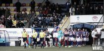 Resultado Guadalajara vs Bilbao Athletic en Segunda B 2014/15 (0-0)