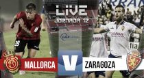 Resultado Mallorca - Zaragoza en Liga Adelante 2015: continúa la racha de imbatibilidad (0-0)