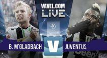 Resultado Borussia Monchengladbach vs Juventus en Champions League 2015 (1-1)