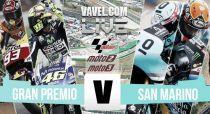 Resultado de la carrera de Moto 3 del Gran Premio de San Marino 2015
