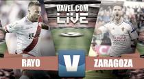 El Real Zaragoza consigue su primera victoria a domicilio