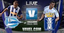 Deportivo Alavés - Recreativo de Huelva en directo