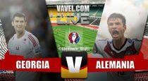 Georgia vs Alemania en vivo y en directo online