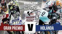 Resultado Clasificación de Moto 3 del GP de Holanda 2015
