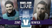 Gaitán y Talisca conquistan Rusia y meten al Benfica en cuartos