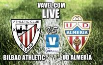 Resultado Bilbao Athletic - Almería en directo online en Segunda 2015: poca ambición para tanto en juego (0-0)