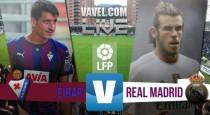 Resultado partido Eibar vs Real Madrid en vivo y online (0-0)
