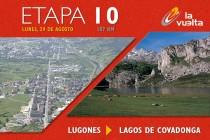 Resultado etapa 10 de la Vuelta a España 2016: Quintana intratable, Froome aguanta el tirón