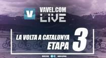 Resultado etapa 3 de la Volta a Catalunya: Valverde se 'venga' y gana en La Molina