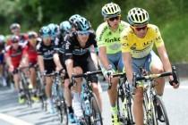 Resultado etapa 5 del Criterium du Dauphiné 2016: Froome superior a todos