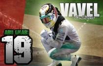 Resultado Entrenamientos Libres 1 del GP de Abu Dhabi de Fórmula 1 2015