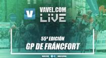 GP de Fráncfort 2017 en vivo: adiós a las clásicas