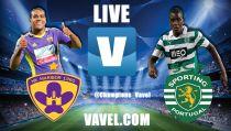 Maribor vs Sporting de Portugal en vivo y en directo online