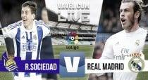 Gareth Bale manda en Anoeta