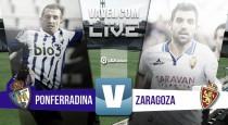 El Real Zaragoza se duerme en las alturas