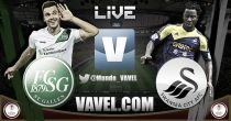 St Gallen vs Swansea City en vivo y en directo online