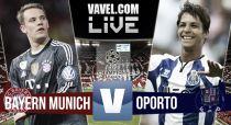 Bayern vs Porto en vivo y directo online en la Champions League 2015 hoy