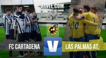 Resultado FC Cartagena- Las Palmas Atlético (0-0)
