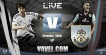 Swansea City vs Burnley en vivo y en directo online