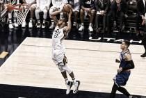 Jazz vira sobre Knicks no último período e quebra sequência negativa
