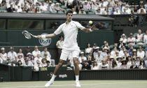 Novak Djokovic through to the third round