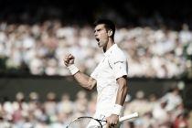 Djokovic avanza a velocidad de crucero