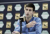 """Novak Djokovic: """"Mi concentración decae en esta época de la temporada, es normal"""""""