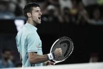 Djokovic engrasa la maquinaria